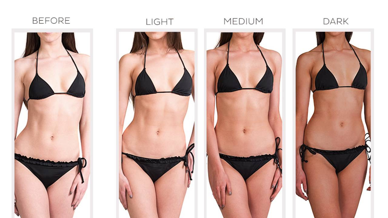 Spray Tanning Guide Image
