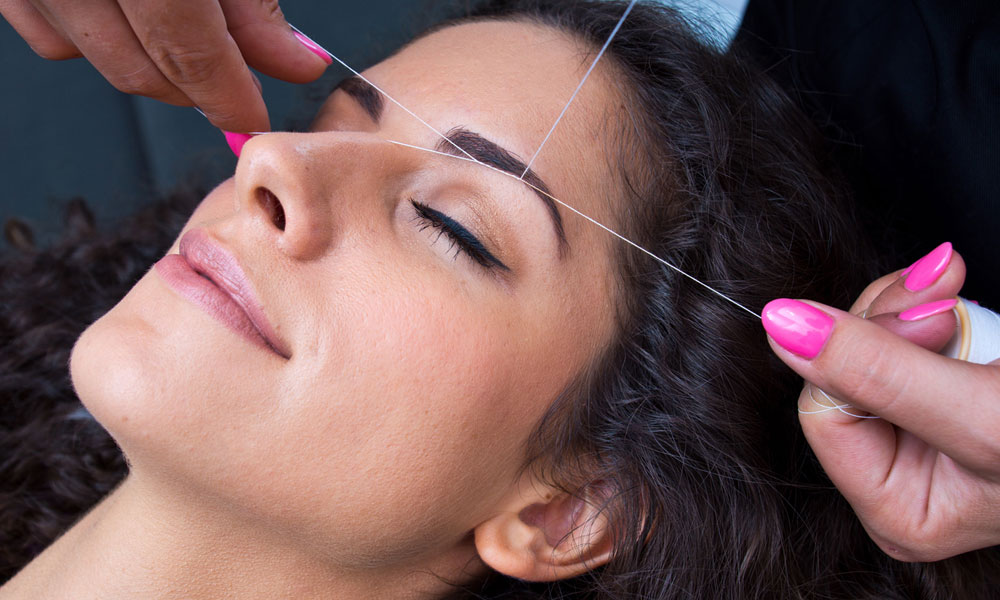 Eyebrow waxing Different Ways to Tame Your Brows blog image