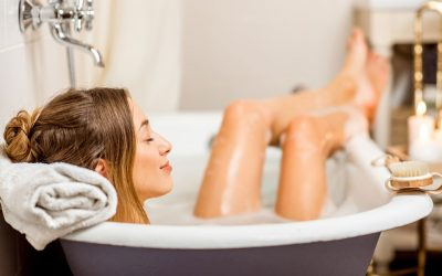 Make Self Care a Priority by Creating Your Own Home Spa