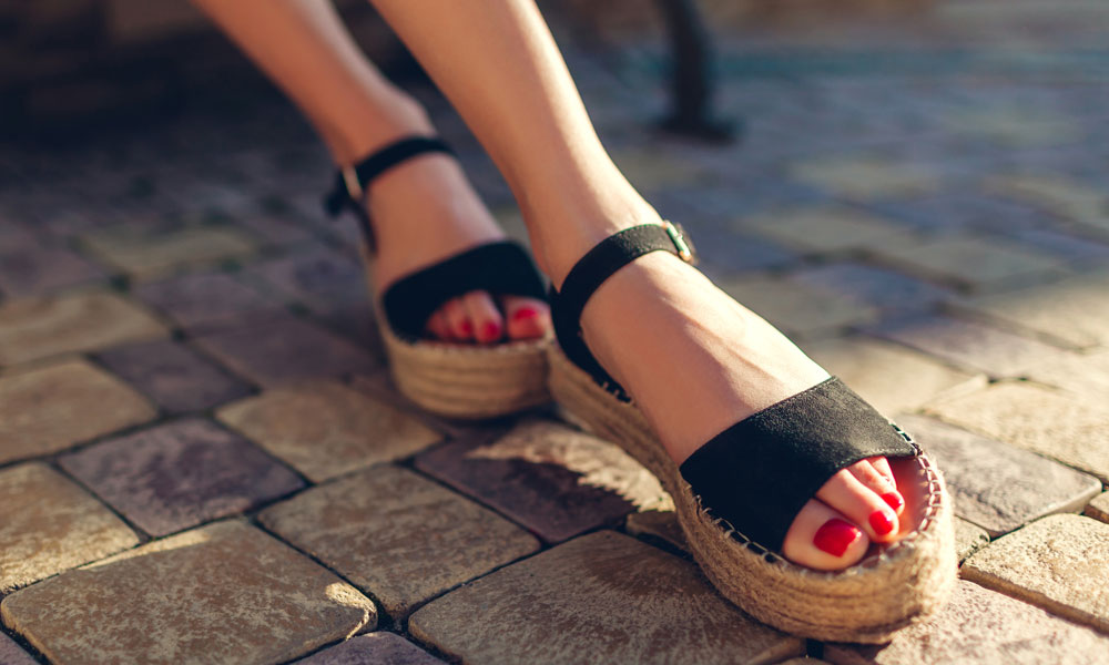 Sandal Season is Coming (and Other Reasons You Need to Book a Pedicure)